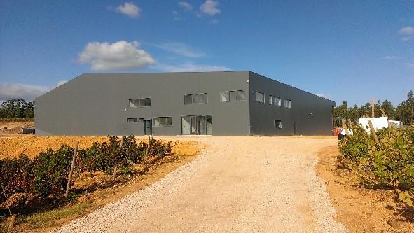 PROJETO 1: Construção da Adega de Vinificação, Transformação e Armazenamento de Vinhos